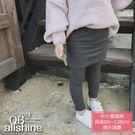 女童褲裙 甜美百搭款假兩件式內搭褲裙 18617174