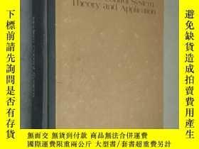 二手書博民逛書店Modern罕見Control System Theory and Application (現代控制系統理論與應