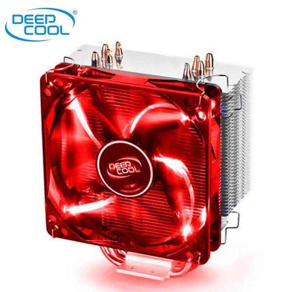 九州風神玄冰400 CPU散熱器銅管台式靜音I5電腦I3CPU風扇1155AMD