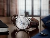 LONGINES 浪琴 Master 鄭雨盛 巨擘系列月相機械錶-42mm L29194783