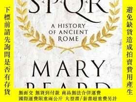 二手書博民逛書店罕見SpqrY307751 Mary Beard Liveright, 2015 ISBN:978087140
