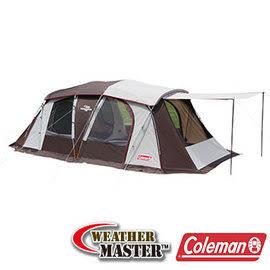 Coleman 氣候達人2-ROOM COACH 露營帳篷4-5人 CM-22111 四人帳 六人帳 露營用品