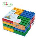 DELSUN UB014 UNiPLAY抗菌軟積木建築組合124入
