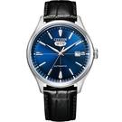 CITIZEN 星辰 復刻機械錶 NH8390-20L 藍