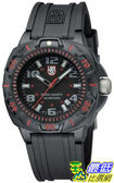 [美國直購 ShopUSA] Luminox 0215  Series Black Silicone Rubber 男士手錶 0215 $7608
