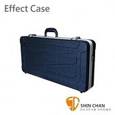 【缺貨】ABS效果器硬盒 黑色 堅固耐用 附鎖/背帶/效果器板/可裝綜合效果器
