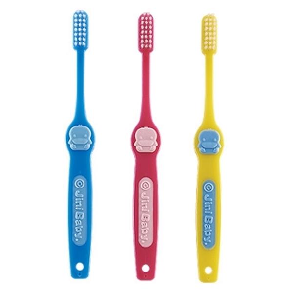 酷咕鴨 KU.KU 造型兒童牙刷 3入 (6-12歲) 兒童牙刷 4128