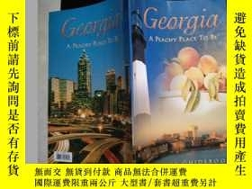 二手書博民逛書店GEORGIA罕見A PEACHY PLACE TO BEY16
