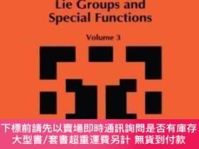 二手書博民逛書店【罕見】Representation Of Lie Groups And Special FunctionsY