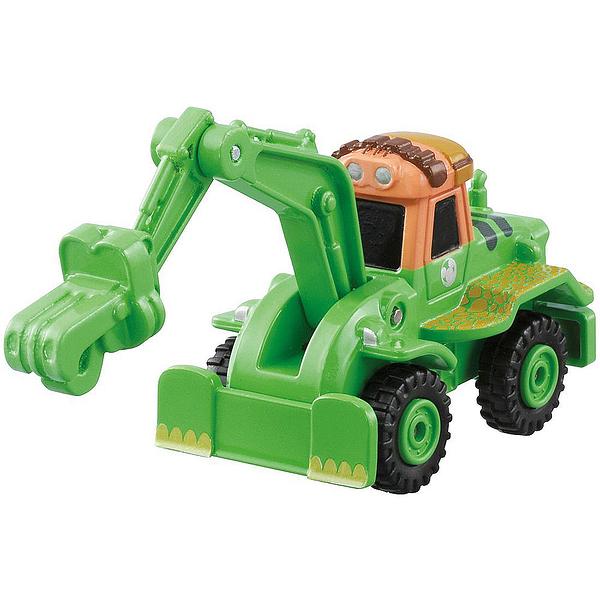 TOMICA 迪士尼小汽車 恐龍當家阿諾挖土機