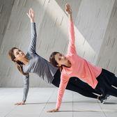 【MACACA】fit 瞬乾長袖訓練衣 - BRT3291(黑灰麻花) (瑜伽/訓練/健身/中強度運動)