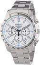 SEIKO【日本代購】男士手錶 計時碼錶SSB 025P1
