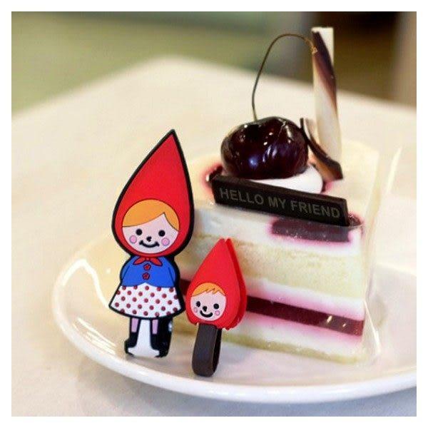 【想購了超級小物】小紅帽-釘扣2入繞線器 / 手機週邊配件 /  熱銷創意小物