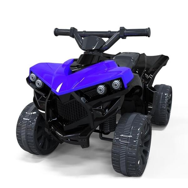 兒童電動車小汽車 四輪摩托車可坐人充電男女孩童車1-3歲沙灘越野【免運】