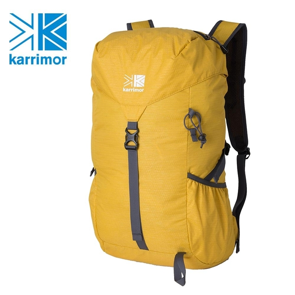 日系[ Karrimor ] mars top load 27 芥末黃 攻頂包