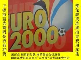 二手書博民逛書店罕見原版KICKER2000歐洲盃賽前特刊Y178961 KIC