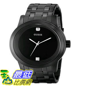 [103美國直購] 男士手錶 GUESS Mens U12604G1 Self Assured Round Diamond $4265