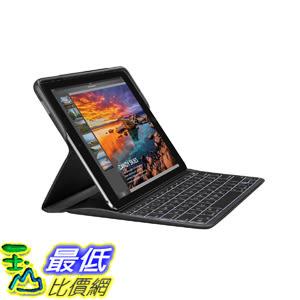 [107美國直購] Logitech 羅技鍵盤 Create iPad Pro 9.7 Backlit Keyboard Case Smart Connector iOS Shortcuts Blac..