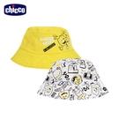 chicco- To Be BB-怪獸滿底印花雙面帽