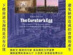 二手書博民逛書店The罕見Curator s EggY364682 Karsten Schubert One-off Pres