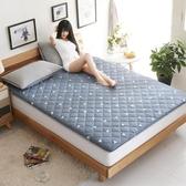 加厚榻榻米床墊子學生宿舍床褥子 墊被 單人床1.8m床海綿墊1.5m床