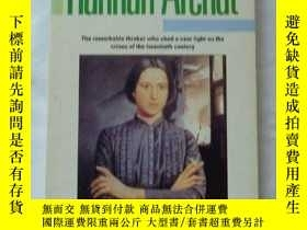 二手書博民逛書店Hannah罕見Arendt (lives Of Modern Women)Y255562 Derwent M