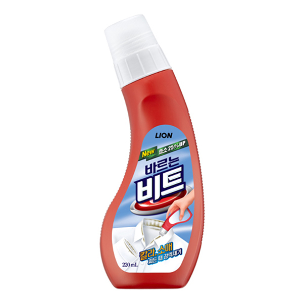 韓國 CJ LION 衣領袖口清潔滾輪瓶(220ml)【小三美日】