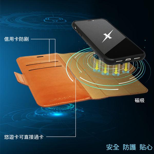 iPhone 7 / 8 SE 第二代磁吸式防電磁波皮套【Moxie摩新】