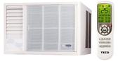 «免運費»TECO東元 約4-5坪 左吹 單冷定頻窗型冷氣 MW25FL1【南霸天電器百貨】