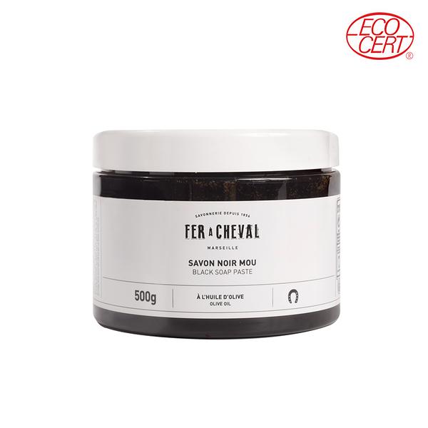 Fer à Cheval法拉夏 黑皂膏 500g【BG Shop】