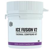 Cooler Master 酷碼 Ice Fusion V2 新酷媽涼膏 散熱膏 RG-ICF-CWR3-GP