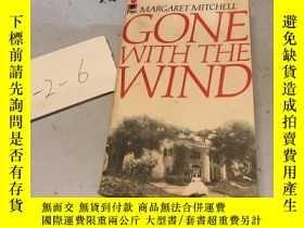 二手書博民逛書店英文原版:GONE罕見WITH THE WINEY182979