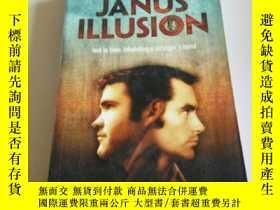 二手書博民逛書店THE罕見JANUS ILLUSION(英文)Y200392 c
