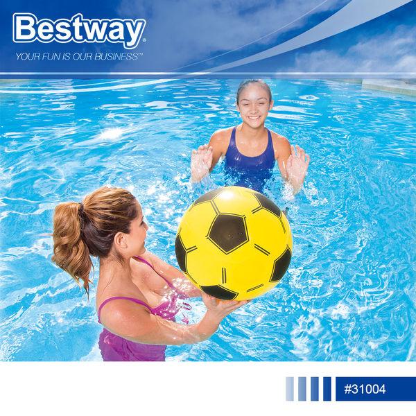 Bestway 31004運動充氣水上造型沙灘排球41cm