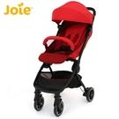 Joie pact lite dlx 輕便登機車 (紅)(JBB7900R) 4743元+附雨罩.蚊帳.收納袋
