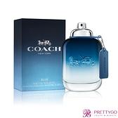 COACH Blue 時尚藍調淡香水(100ml) EDT-公司貨【美麗購】