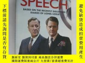二手書博民逛書店The罕見King s Speech:Based on the