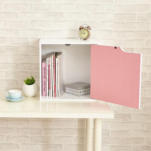 【澄境】現代風單門收納櫃/置物櫃 櫥櫃 書櫃 書架 斗櫃 衣櫃 BCF30