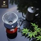 TIMEMORE 泰摩 【玻璃】 冰瞳手沖咖啡套裝組(玻璃分享壺600ml+玻璃濾杯01號)