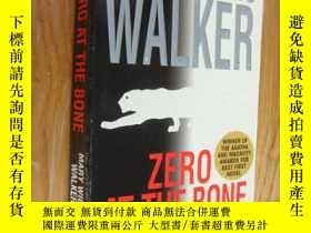 二手書博民逛書店Zero罕見at the Bone (Winner of the
