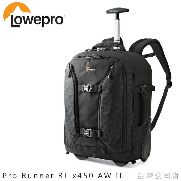 EGE 一番購】Lowepro【Pro Runner RL x450 AW II】兩用拉桿雙肩後背包【公司貨】