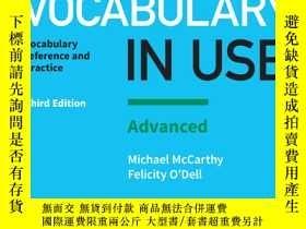 全新書博民逛書店EnglishVocabulary in Use: Advanc