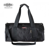 【EASTPAK】台灣公司正貨/專櫃圓桶旅行袋/露營袋(經典黑色福利品出清)【威奇包仔通】