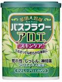 [霜兔小舖] 日本製 Health 泡湯 溫泉粉 入浴劑 蘆薈 680g