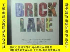 二手書博民逛書店英文原版罕見Brick LaneY269331 Monica A