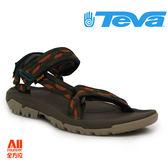 【Teva】男款 HURRUCANE XLT2織帶機能運動涼鞋 - 棕 (1019234KBOL)【全方位運動戶外館】