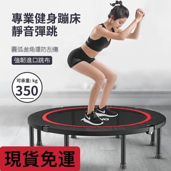 台灣現貨 蹦蹦床健身房 家用儿童 室内弹跳床户外 成人运动快速減脂器 跳跳床 一日達