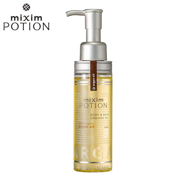 【日本 mixim POTION】摩洛哥全效護髮精華油 3.0 (100ml)