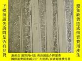 二手書博民逛書店清代原版報紙罕見京報- 申報附張 展開尺寸36*58釐米 光緒1