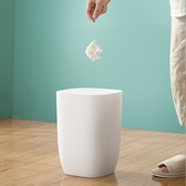 垃圾桶紙簍無蓋垃圾桶收納桶籃子置物籃收納簡約無印風簡約單層垃圾桶【A026 】MY COLOR